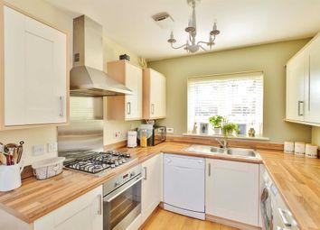 Thumbnail 3 bed terraced house to rent in Finn Farm Road, Kingsnorth, Ashford