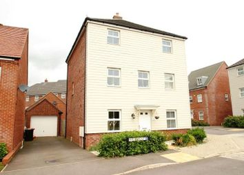 Thumbnail 5 bed town house to rent in Fieldstone, Houghton Regis, Dunstable
