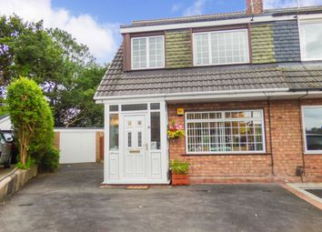 3 bed semi-detached house for sale in Silverdale Close, High Lane, Stockport SK6