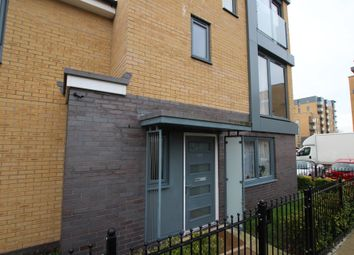 Thumbnail 4 bed end terrace house to rent in Greenham Avenue, Reading, Berkshire