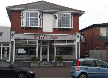 Thumbnail Restaurant/cafe to let in 976 Wimborne Road, Moordown, Bournemouth