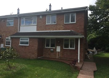 Thumbnail 4 bedroom end terrace house for sale in Gillan Way, Houghton Regis, Dunstable