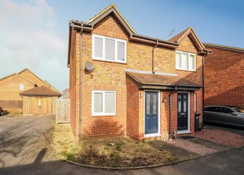 Thumbnail 1 bed semi-detached house to rent in Didcot, Oxfordshire