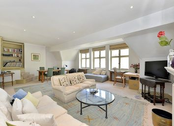 Thumbnail 4 bed flat to rent in Collingham Gardens, South Kensington