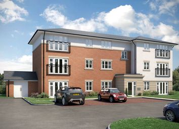 "Thumbnail 2 bed flat for sale in ""The Apartments"" at Wheeler Avenue, Wokingham"
