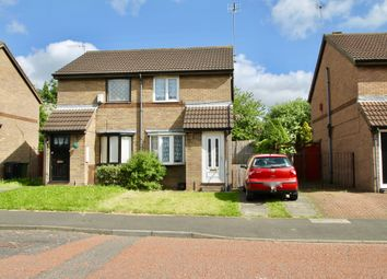 Thumbnail 2 bed semi-detached house to rent in Tyne View Place, Teams, Gateshead, Tyne & Wear