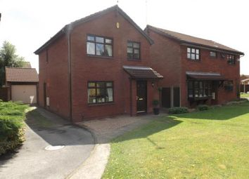 Thumbnail 4 bed detached house for sale in Sutton Road, Kirkby-In-Ashfield, Nottinghamshire