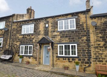 Thumbnail 4 bed terraced house for sale in Crimbles Terrace, Pudsey, West Yorkshire