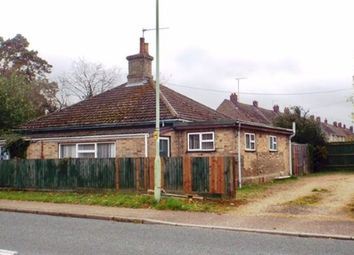 Thumbnail 4 bedroom bungalow for sale in Mildenhall, Bury St. Edmunds, Suffolk
