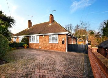 Thumbnail 2 bed semi-detached bungalow for sale in Martens Avenue, Bexleyheath, Kent