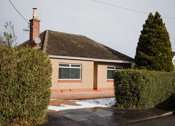 Thumbnail 2 bed bungalow for sale in Bonhard Road, Perth