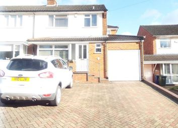 Thumbnail 3 bed semi-detached house for sale in Stafford Road, Cannock, Staffordshire