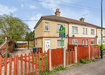 Thumbnail 2 bed end terrace house for sale in Symons Avenue, Chatham, Kent