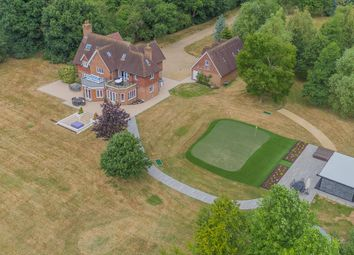 Thumbnail 7 bed detached house for sale in Eyhurst Park, Outwood Lane, Kingswood, Tadworth