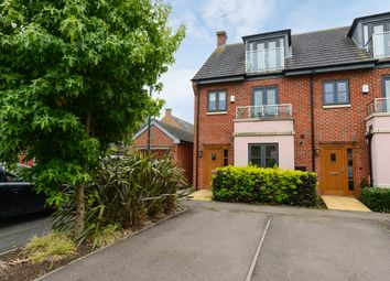 Thumbnail 3 bed end terrace house for sale in Ferryman Road, Wilford Place
