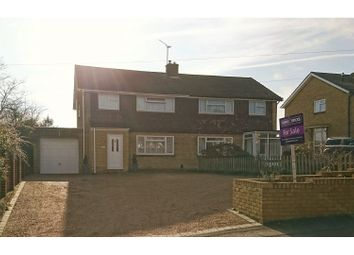 Thumbnail 3 bed semi-detached house for sale in Gatland Lane, Maidstone