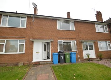 Thumbnail 2 bed terraced house to rent in Westbourne Avenue, Cheslyn Hay, West Midlands