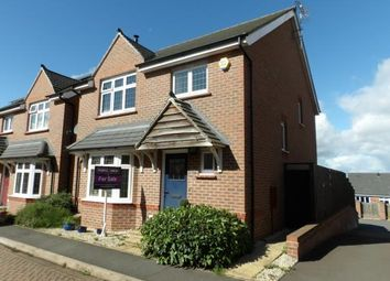 Thumbnail 4 bed detached house for sale in Kent Way, Church Gresley, Swadlincote