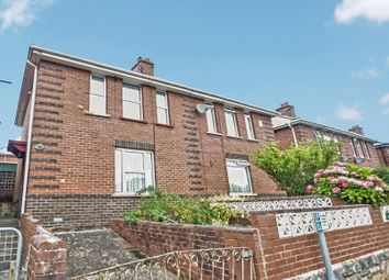 Thumbnail Semi-detached house for sale in Hazel Road, Exeter