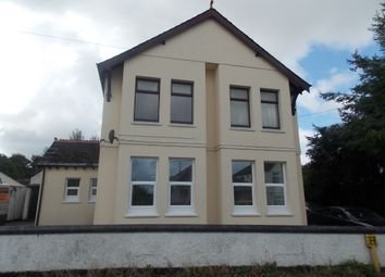 Thumbnail 2 bed flat to rent in Roche Road, Bugle, St. Austell, Cornwall