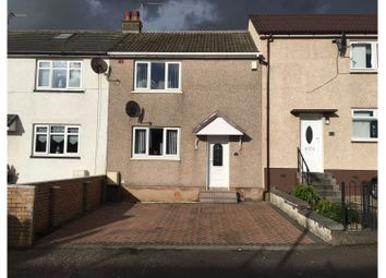 Thumbnail 2 bed terraced house for sale in Fleming Crescent, Saltcoats