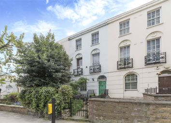 Thumbnail 4 bed terraced house for sale in St Pancras Way, Camden Town, London
