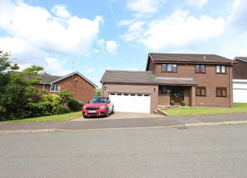 Thumbnail 4 bedroom detached house for sale in Lowerfold Drive, Lowerfold, Rochdale