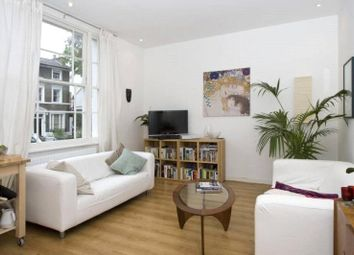 Thumbnail 2 bed flat to rent in Stockwell Park Crescent, Stockwell, London