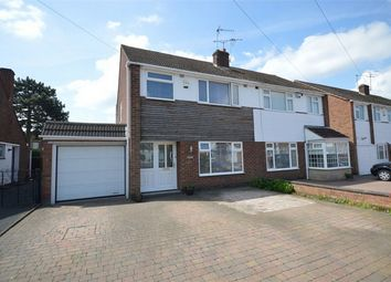 Thumbnail 3 bedroom semi-detached house for sale in Babbacombe Road, Styvechale, Coventry, West Midlands