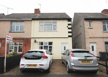 Thumbnail 3 bed semi-detached house for sale in Merevale Avenue, Hinckley