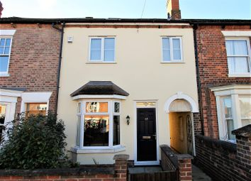 Thumbnail 2 bedroom terraced house for sale in Tamworth Road, Ashby-De-La-Zouch