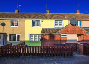 Thumbnail 3 bed terraced house for sale in Brixham Walk, Corby