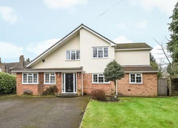 Thumbnail 4 bed detached house for sale in Wych Hill Lane, Woking