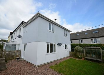 Thumbnail 2 bed end terrace house for sale in Top Hill, Grampound Road, Truro, Cornwall