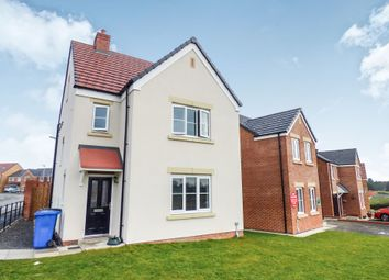 Thumbnail 4 bedroom detached house to rent in Elecampane Lane, Morpeth