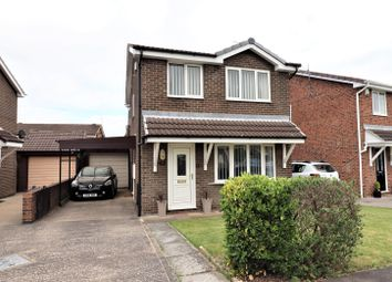 Thumbnail 3 bed detached house for sale in Jenkins Drive, Bishop Auckland