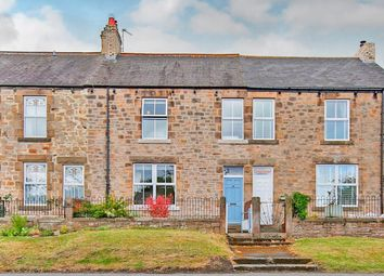 Thumbnail 3 bed terraced house for sale in Leazes Villas, Burnopfield, Newcastle Upon Tyne