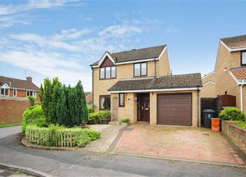 Thumbnail 3 bed detached house for sale in King Henry Drive, Grange Park, Swindon