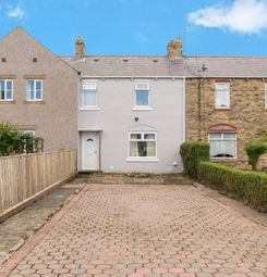 Thumbnail 2 bedroom terraced house for sale in 107 Dalton Avenue, Lynemouth, Morpeth, Northumberland