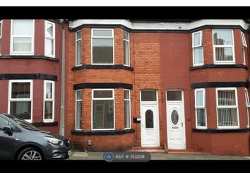 Thumbnail 3 bedroom terraced house to rent in Onslow Road, Wirral