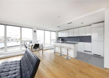 Thumbnail 3 bed flat to rent in Caspian Wharf, Yeo Street, Bow, London