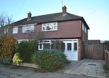 Thumbnail 3 bedroom semi-detached house to rent in Meadow Way, Potters Bar