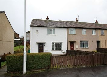 Thumbnail 2 bed end terrace house for sale in Valley Gardens South, Kirkcaldy, Fife