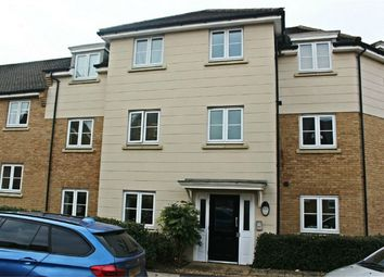 Thumbnail 2 bed flat for sale in North Lodge Drive, Papworth Everard, Cambridge