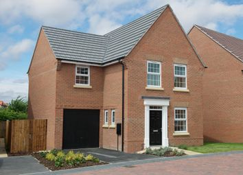 "Thumbnail 3 bedroom detached house for sale in ""Bradwell"" at Kentidge Way, Waterlooville"