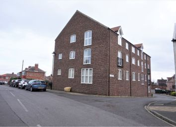 Thumbnail 2 bed flat for sale in Blandford Close, Norton