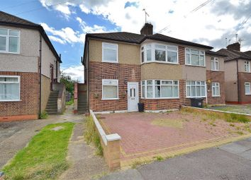 Thumbnail 2 bed flat for sale in Walden Way, Ilford