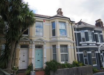 Thumbnail 4 bed property for sale in Lipson Avenue, Plymouth