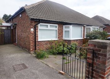 Thumbnail 2 bed bungalow to rent in Bellair Avenue, Liverpool