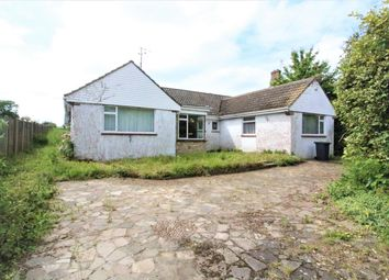 Thumbnail 3 bed bungalow for sale in Paddock Heights, Moor End Road, Radwell